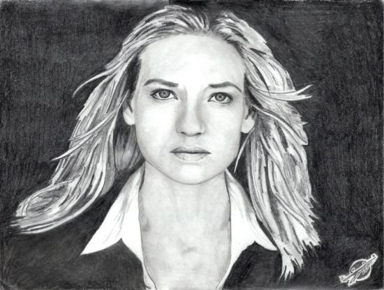 Anna Torv by b_creative
